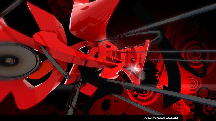 hip hop red