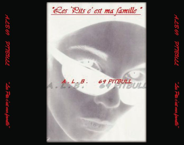 """A.L.B. L' Album """"Les Pits c'est ma famille"""""""