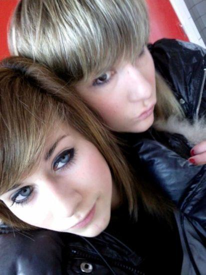 Moi et Sarah <3