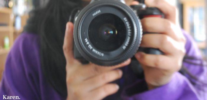 Nikon D60 ! ♥ Souris ! :D