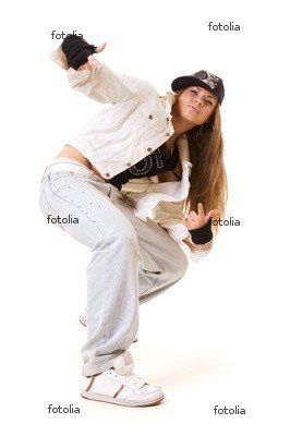 i Am a HiP-HoP giRl