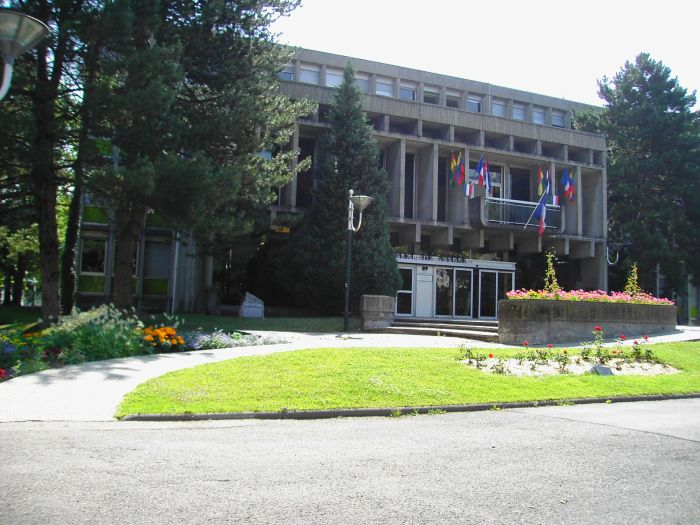 Mairie  fontaine 38600
