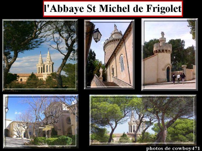 Photos de Abbaye de st michel de frigolet  Bouches du Rhône