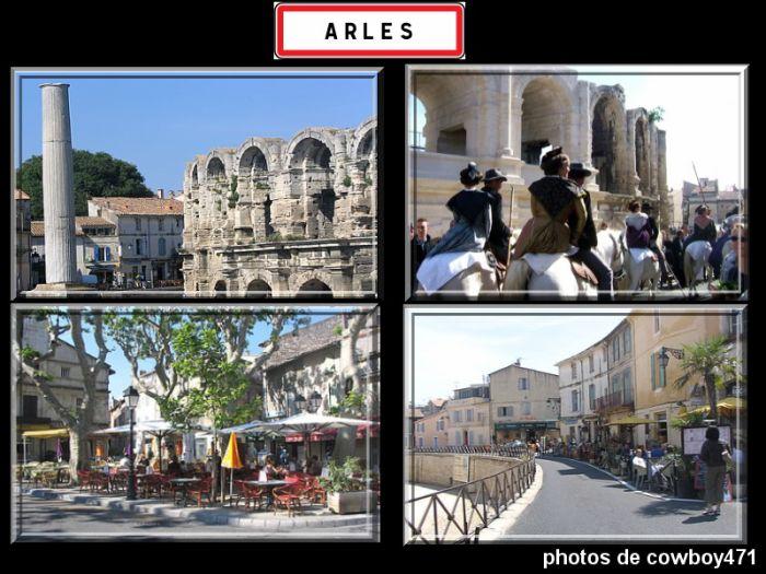 """Photos Arles """" Département Bouches-du-Rhône 13200 """""""