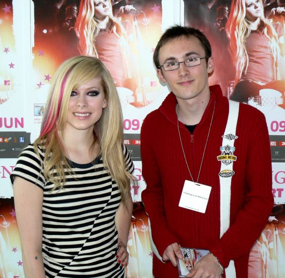 Avril and Me