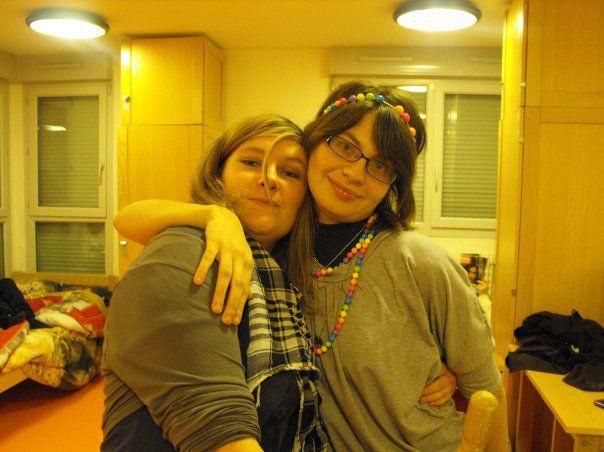 ma brune et ma belle fille