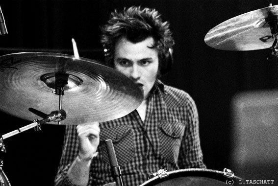 Guillaume - Drummer
