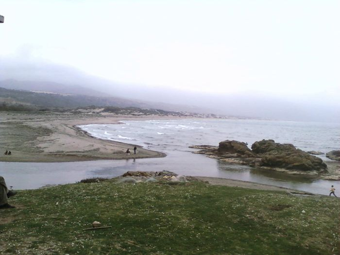 plage oued zhour