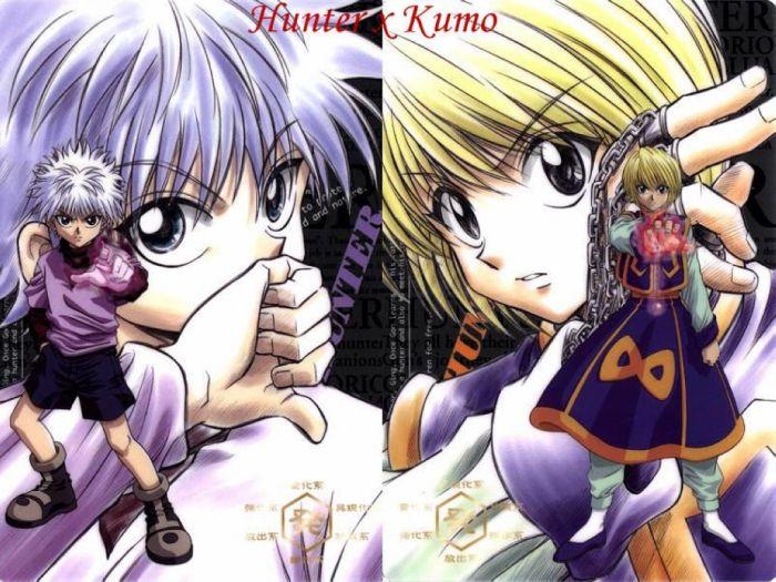 killua and kurapica