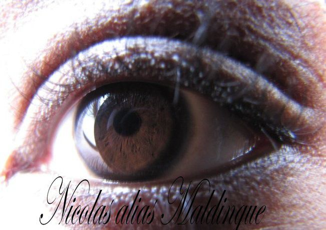 Nicolas alias Maldingue