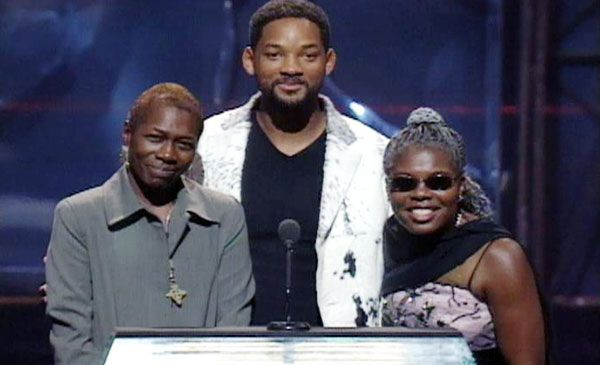 Afeni Shakur, Will Smith N Miss Walace ( la mère de Biggie )