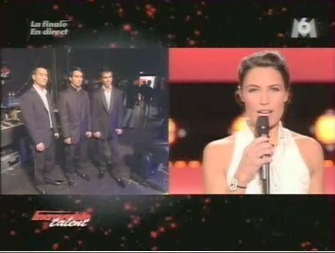 Finale d'Incroyable Talent Saison 2