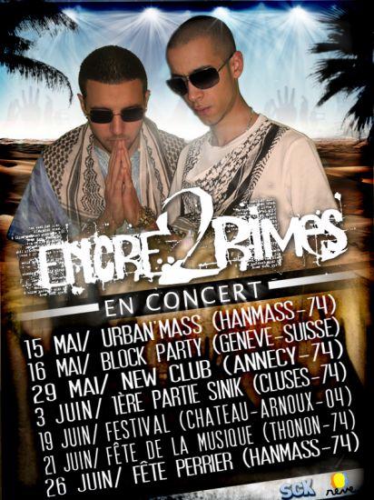 E2R SUMMER TOUR 2010