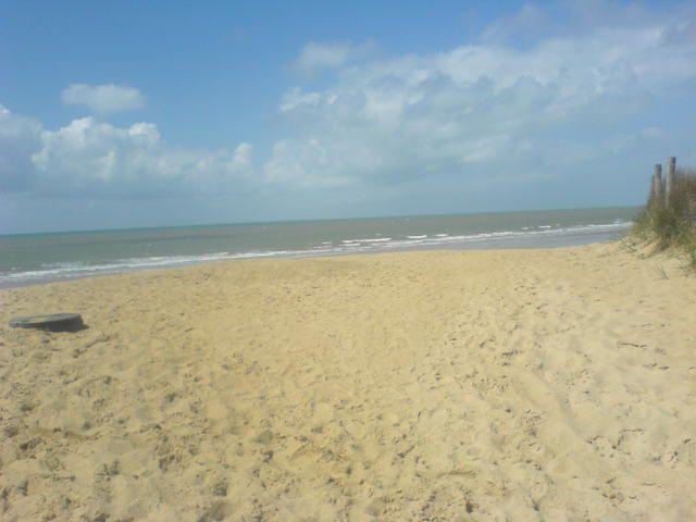 la plage en vendée