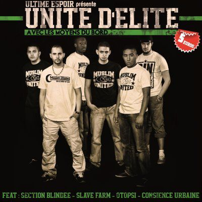MIXTAPE UNITE D'ELITE