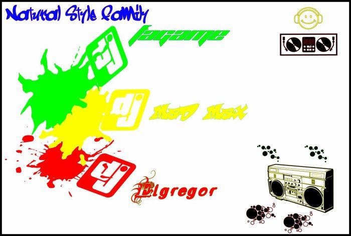 Dj Fagame ft Dj Mad-Max & Dj Elgregor