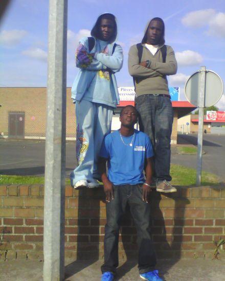 Dj Fagame ft Racki-Man & Lil Gayane