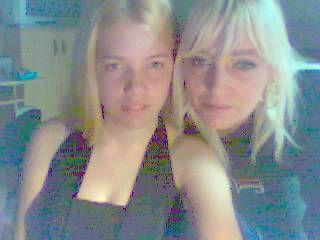 jenny & moi