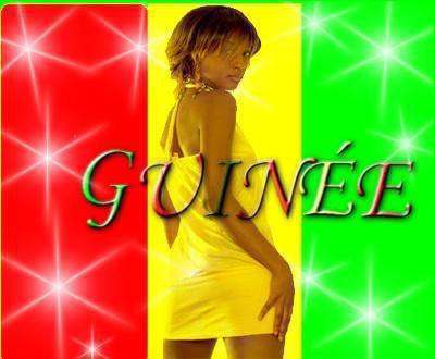 LA GUINEE EN FORCE