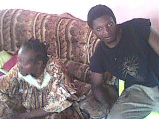 ma vielle et moi