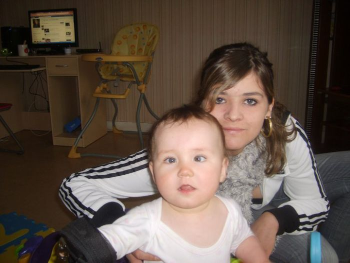 moi et ma nièce maelys