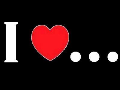 I LOVE YOU EST IMPORTANT ♥