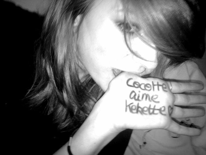 Dedi' de ma Cocotte ! <3
