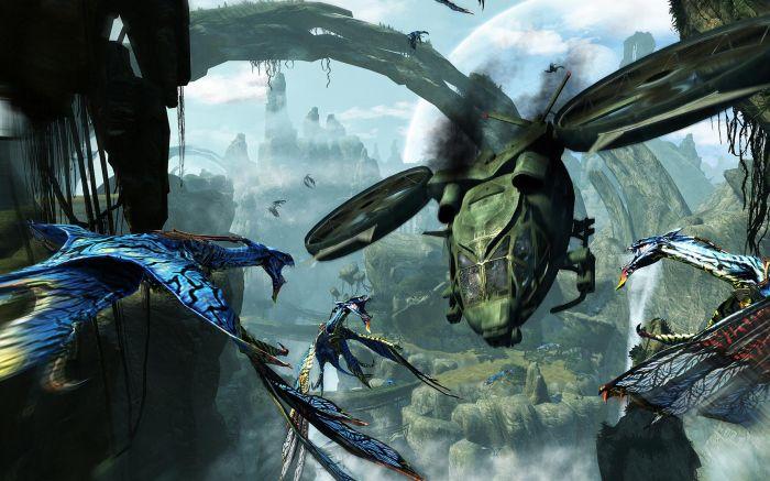 Film de malde Avatar (l)