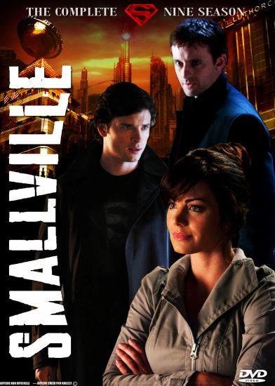 voila ma pochette DVD Season 9