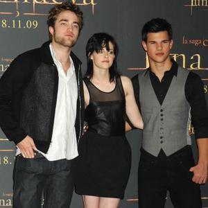 Kristen,Robert et Taylor