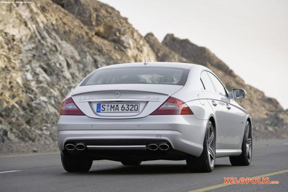 Mercedes CLS65 AMG