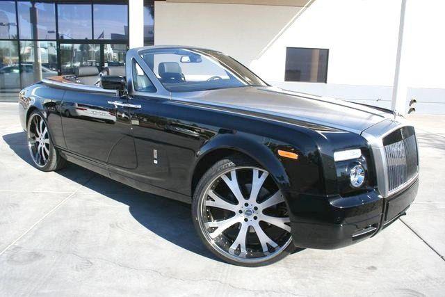 Rolls Roys Phantom cc