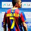 # David Villa n°7 #