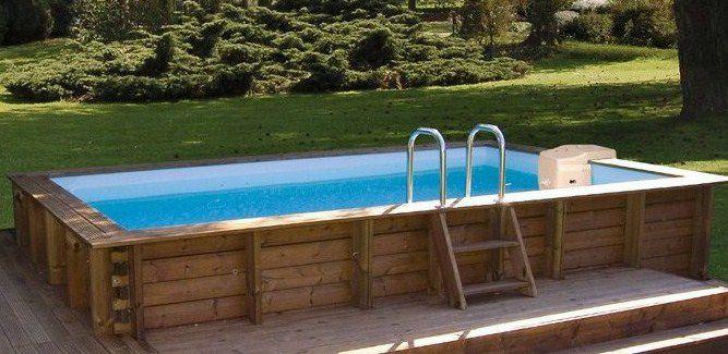 L'idée pour le choi de la piscine