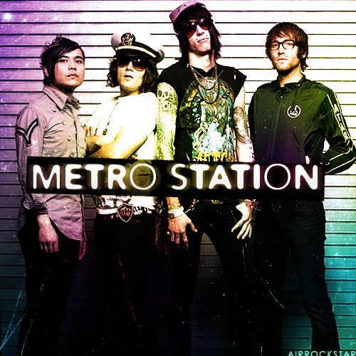 Métro Station