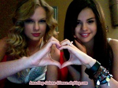 Taylor Swift et Selena