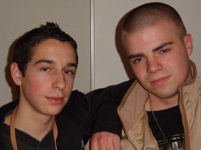 Axel et moi