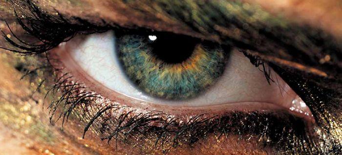 quelle super beau yeux