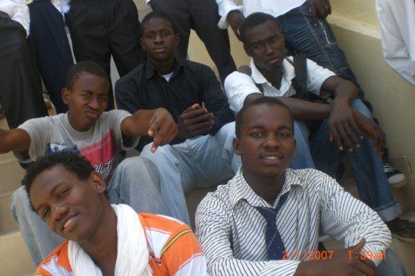 Dj MAxim, Mr Amadou and Fallou