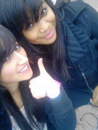 RiiMoush & moi <3