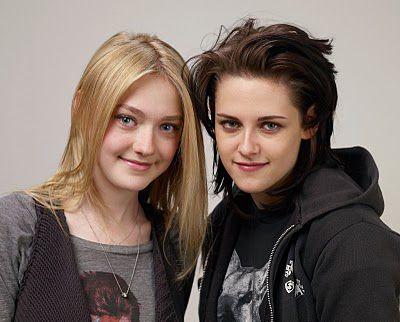 Kristen et Dakota !