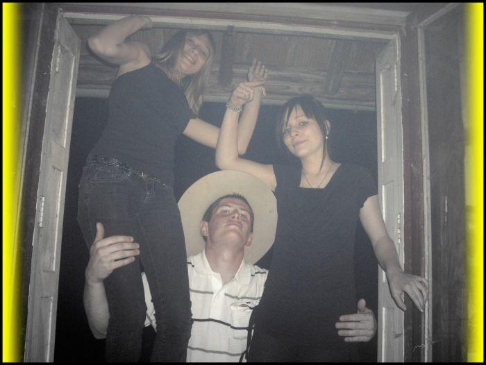 Ma GertruD, Lanzi, & moi ..