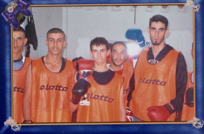 Kick boxing  Ouled hamla