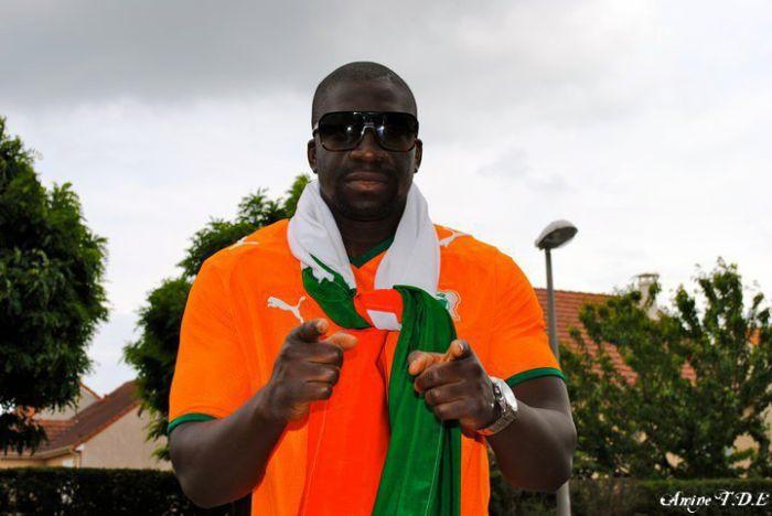 Soutien a nôtre équipe et celles d'Afrique, by Amine T.D.E