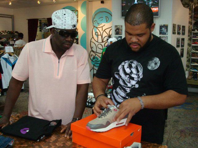 Val 2 shopping à Miami