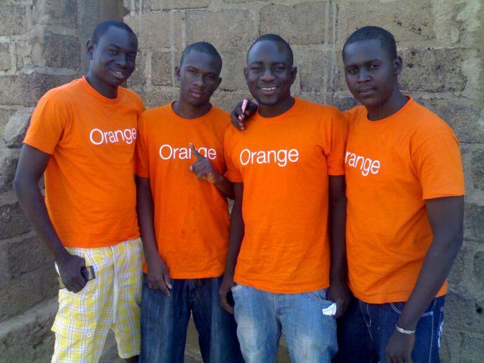 en mode orange