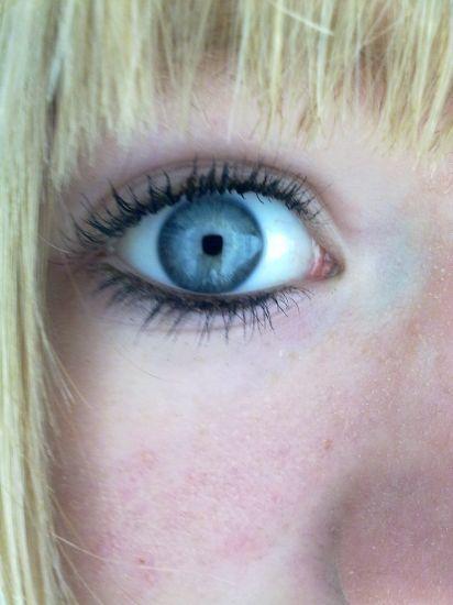 Mon oeil. :)