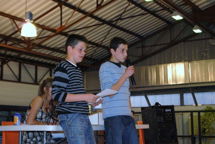 Quentin et Julian