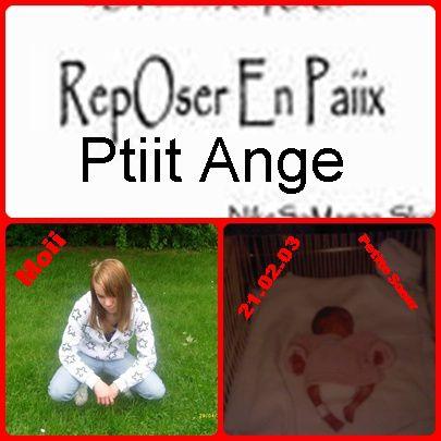 Repose En Paix Mon Ange