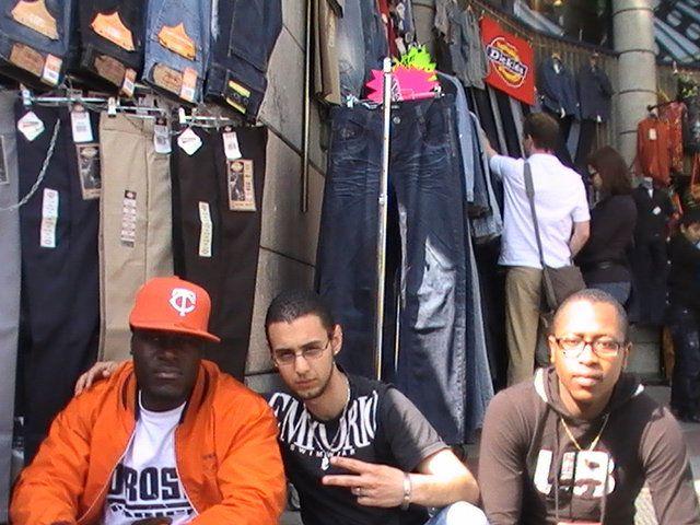 NLR Orosko (Ghetto fabulous gang) Majes-T